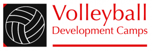 vbdc volleyball logo