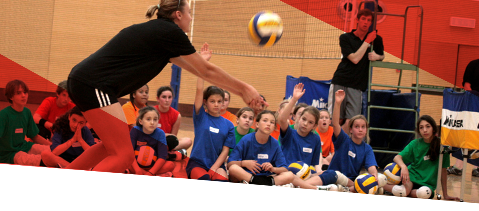 vbdc volleyball coaching