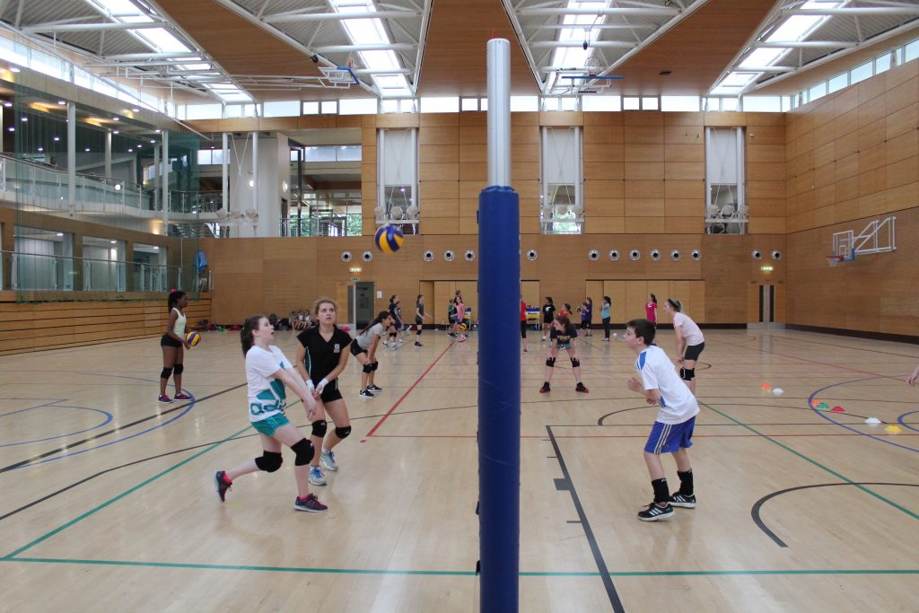 pathways camp volleyball